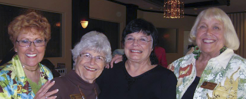 Smiling Soroptimists
