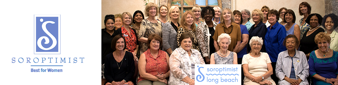 Soroptimist Best for Women Logo and Photo