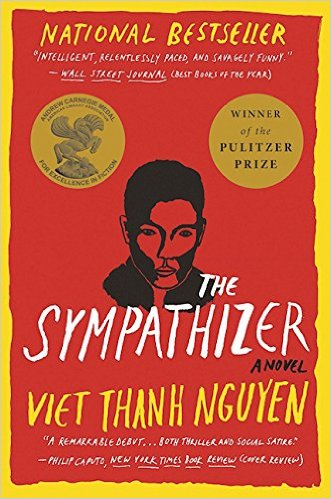 Book Cover - The Sympathizer by Viet Thanh Nguyen - SILB Readers