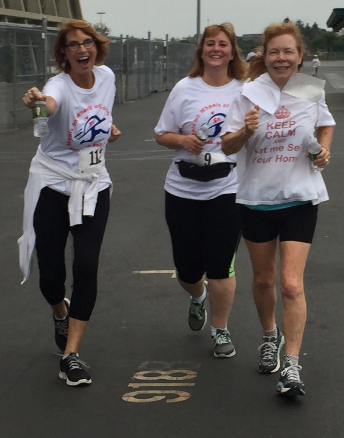 Soroptimists Run 5K for Meals on Wheels of Long Beach