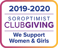 2019-2020 Club Giving Badge