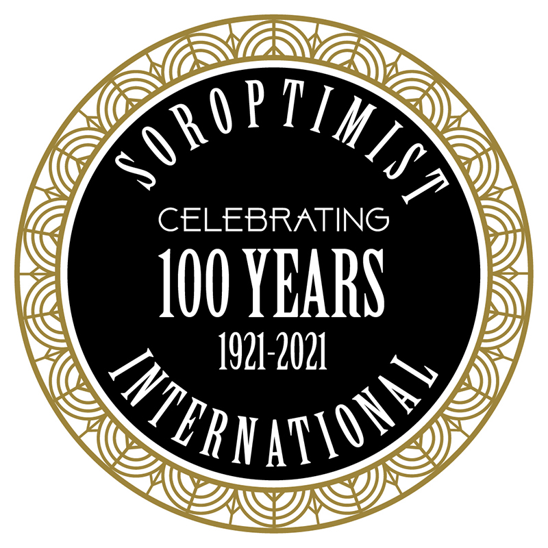 Soroptimist International  100 years - 1921-2021