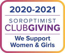 Club Giving Badge 2020-2021